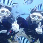 沖縄ダイビング☆9/27 サンゴ礁体験ダイビング 15時~ しおん