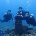 沖縄ダイビング☆9/28 サンゴ礁体験ダイビング 10時半~ とも・しおん