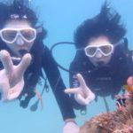 沖縄ダイビング☆10/7 サンゴ礁体験ダイビング11時半~ しおん