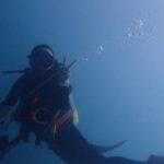 沖縄ダイビング☆ 10/2 砂辺 ビーチFUN なすび