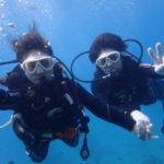 沖縄ダイビング☆10/10 サンゴ礁体験ダイビング 10時半~ なすび