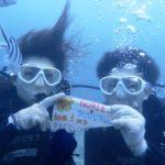 沖縄ダイビング☆ 10/2 珊瑚体験ダイビング 8:00~ しおん
