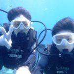 沖縄ダイビング☆10/10 サンゴ礁体験ダイビング 10時半~ しおん