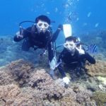 沖縄ダイビング☆10/18 サンゴ礁体験ダイビング 13時~ たく
