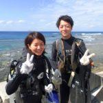 沖縄ダイビング☆10/19 サンゴ礁体験ダイビング 10時半~ たく