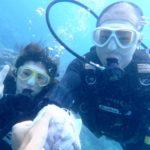 沖縄ダイビング☆10/19 サンゴ礁体験ダイビング 10時半~ しおん