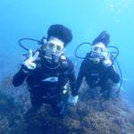 沖縄ダイビング☆10/19 サンゴ礁体験ダイビング 13時~ しおん