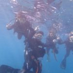 沖縄ダイビング☆10/20 サンゴ礁体験ダイビング 8時~  しおん・りさ