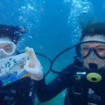 沖縄ダイビング☆10/29 サンゴ礁体験ダイビング 15時~ しおん