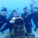 沖縄ダイビング☆10/30 サンゴ礁体験ダイビング2ダイブコース 12時半~ なすび・しおん