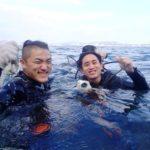 沖縄ダイビング☆11/7 13時 贅沢2DIVE サンゴ礁体験ダイビング しおん