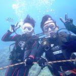 沖縄ダイビング☆11/10    珊瑚礁体験ダイビング    15:00〜    しおん