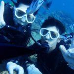 沖縄ダイビング☆11/11  珊瑚礁体験ダイビング 10:30~ クラモト