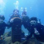 沖縄ダイビング☆11/11  珊瑚礁体験ダイビング 13:00~ しおん・クラモト