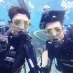 沖縄ダイビング☆ 11/13 サンゴ礁体験ダイビング 8:00~ しおん