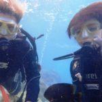 沖縄ダイビング 11/13 珊瑚体験ダイビング 13時から しおん