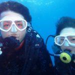 沖縄ダイビング 11/14 サンゴ礁体験ダイビング 15:00 しおん