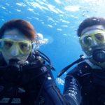 体験ダイビング 11/15 サンゴ礁体験ダイビング極上2DIVEコース 8時~ なすび
