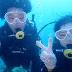 沖縄ダイビング☆11/24 8時 サンゴ礁体験ダイビング   しおん