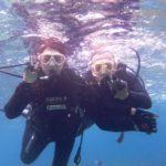沖縄ダイビング☆ 11/25 サンゴ体験ダイビング 10:00~ しおん