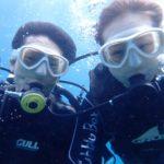 沖縄ダイビング☆11/26 サンゴ礁体験ダイビング 10時半~ しおん