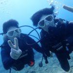 沖縄ダイビング☆11/26 サンゴ礁体験ダイビング 10時半~ なすび