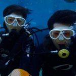 沖縄ダイビング☆12/6 サンゴ礁体験ダイビング 14時〜 しおん