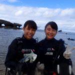 沖縄ダイビング☆12/6 サンゴ礁体験ダイビング 11時半〜 りさ