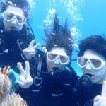 沖縄ダイビング☆12/30  サンゴ礁体験ダイビング 13:00~ しおん