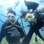 沖縄ダイビング☆1/14 サンゴ礁体験ダイビング 14:00~ ドラ