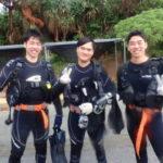 沖縄ダイビング☆1/5  青の洞窟体験ダイビング  11:30〜  なすび