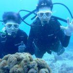 沖縄ダイビング☆1/3 珊瑚礁体験ダイビング 11:30〜 しおん