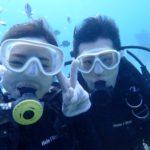 沖縄ダイビング☆1/4 珊瑚礁体験ダイビング 9:00〜 しおん
