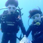 沖縄ダイビング☆1/4 珊瑚礁体験ダイビング 11:30〜 しおん
