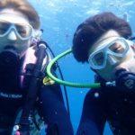 沖縄ダイビング☆1/29 サンゴ礁体験ダイビング 11時半~ しおん