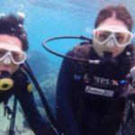 沖縄ダイビング☆ 2/15 珊瑚礁体験ダイビング 8時~ しおん