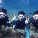 沖縄ダイビング☆2/3 青の洞窟体験ダイビング 10:30~ なすび
