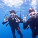 沖縄ダイビング☆ 2/26 珊瑚礁体験ダイビング 10時半~ しおん