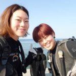 沖縄ダイビング☆3/14 珊瑚礁体験ダイビング 8時~ りさ