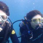沖縄ダイビング☆ 3/13 珊瑚礁体験ダイビング 15時半~ しおん