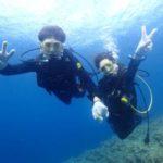 沖縄ダイビング☆3/21 青の洞窟体験ダイビング 15時半〜 ドラ