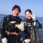 沖縄ダイビング☆3/14 珊瑚礁体験ダイビング 8時~ しおん