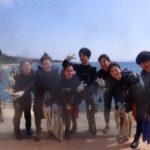 沖縄ダイビング☆3/16 珊瑚礁体験ダイビング 12時半~ とも・りさ・どら