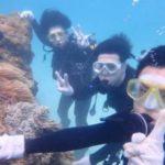 沖縄ダイビング☆3/30 珊瑚礁体験ダイビング 10時半~ しおん・どら・ばっしー