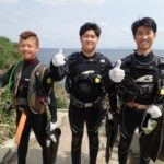 沖縄ダイビング☆3/27 青の洞窟体験ダイビング 10時~ どら