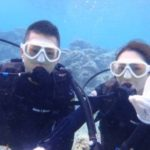 沖縄ダイビング☆3/8 珊瑚礁体験ダイビング 8時~ しおん