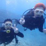 沖縄ダイビング☆3/16 珊瑚礁体験ダイビング 13時~ しおん