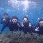 沖縄ダイビング☆3/28  青の洞窟体験ダイビング 10時半~ しおん・なすび