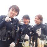 沖縄ダイビング☆3/28  青の洞窟体験ダイビング 15時半~ なすび・しおん