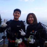 沖縄ダイビング☆3/3 青の洞窟体験ダイビング 8時~ しおん